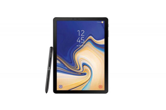 Samsung Electronics SM-T830NZKAXAR Galaxy Tab S4 with S Pen-min-min