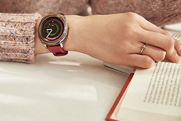 Samsung Gear Sport Smartwatch-min