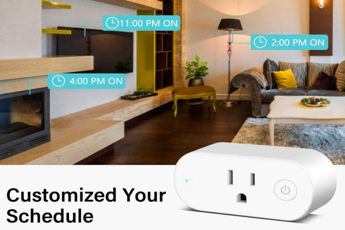 Smart Plug with Energy Monitoring-min