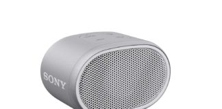 Sony SRS-XB01 Compact Portable Water Resistant Wireless Bluetooth Speaker-min