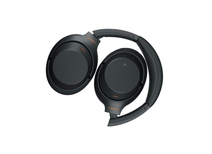 Sony WH1000XM3 Bluetooth Wireless Headphones-min