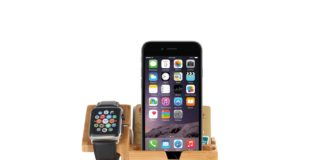 Standing Charger for iphone And apple Watch