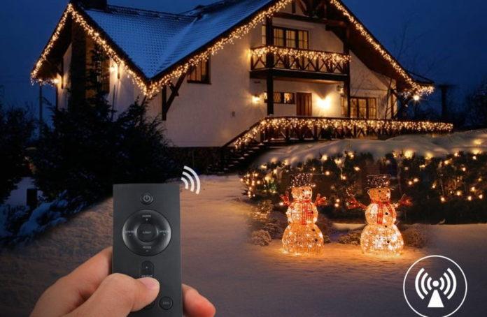 TaoTronics 66ft 200 LED String Lights-min