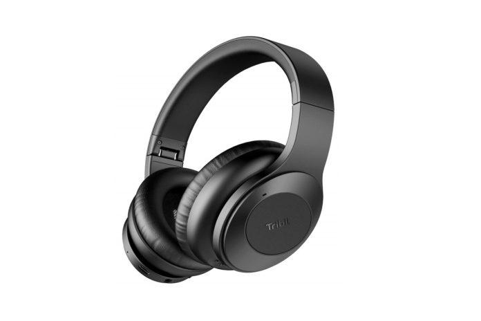 Tribit QuietPlus Active Noise Cancelling Headphones-min