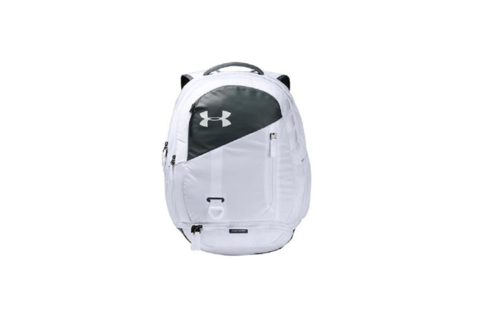 Under Armour Hustle 4.0 Backpack-min