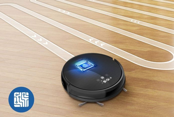 VAVA Robot Vacuum Cleaner 1300Pa-min