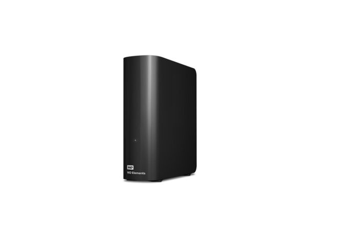 WD 12TB Elements Desktop Hard Drive