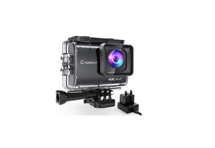 crosstour ct9500 real 4K camera