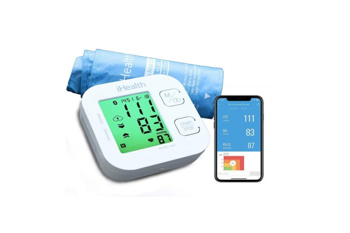 iHealth Track Wireless Blood Pressure-min