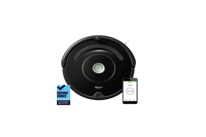 iRobot Roomba 675 Robot Vacuum-min