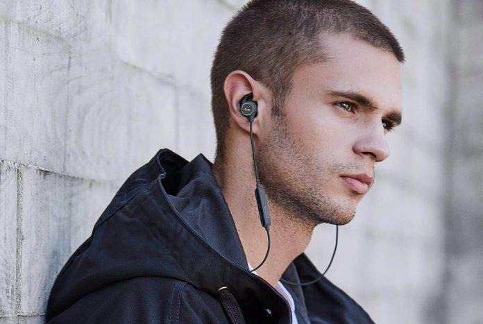 AUKEY Bluetooth Headphones with Deep Bass