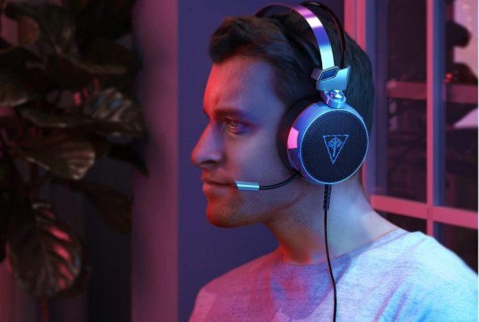 AUKEY PC Gaming Headset-min