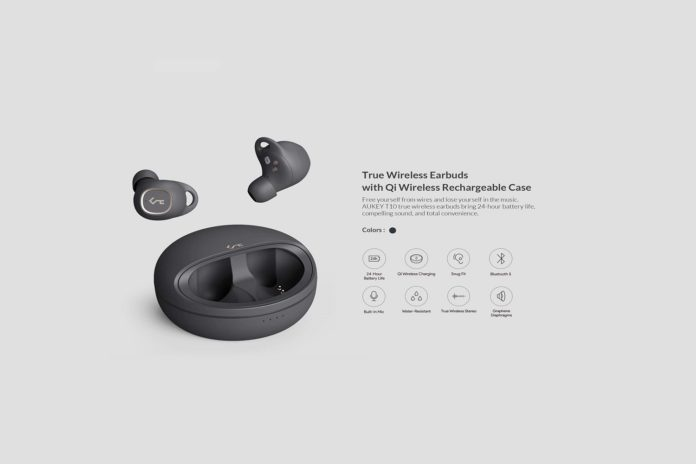AUKEY True Wireless Earbuds, Key Series T10S