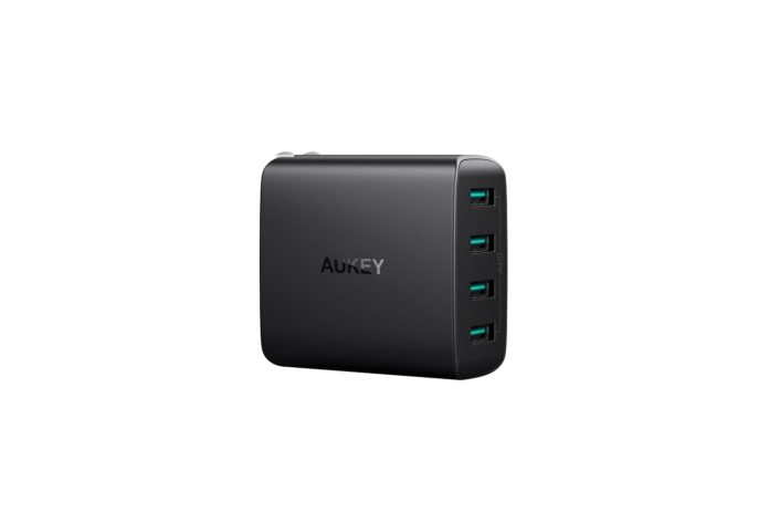 AUKEY USB Wall Charger with 4-Ports 40W