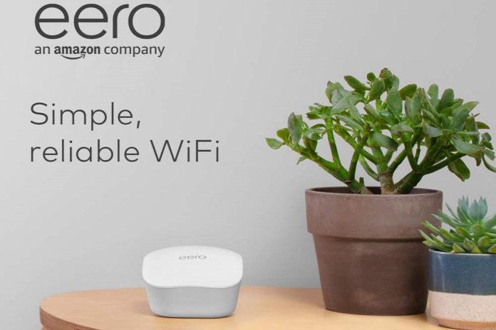 Amazon eero mesh WiFi system-min