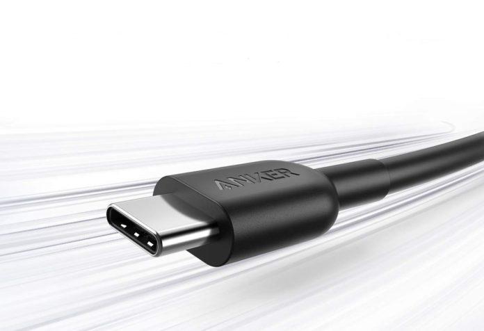 Anker Powerline II USB C to USB C