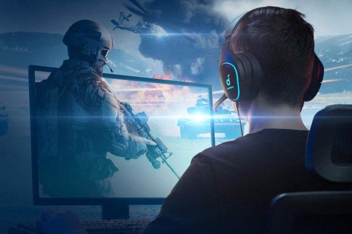 Anker Soundcore Strike 3 Gaming Headset-min