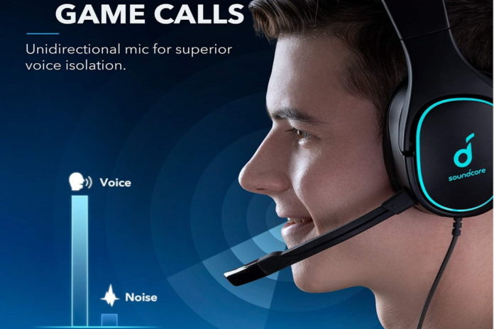 Anker Soundcore Strike 3 Gaming Headset-min
