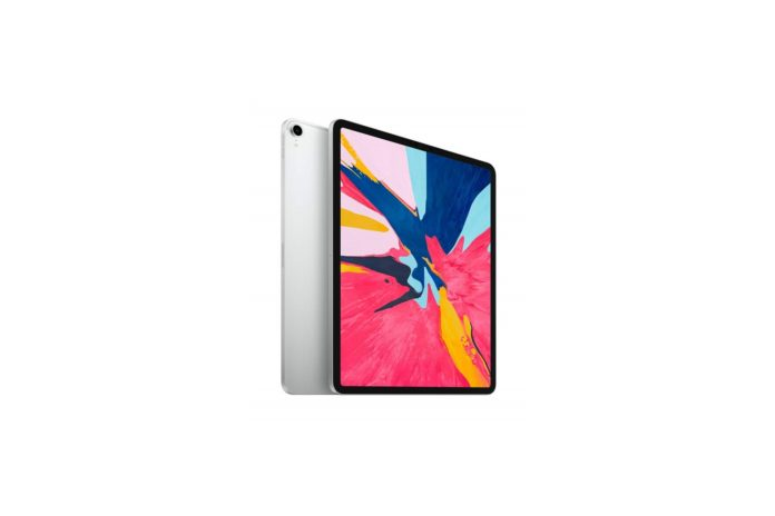 Apple iPad Pro (12.9-inch, Wi-Fi, 512GB) - Silver (Latest Model)
