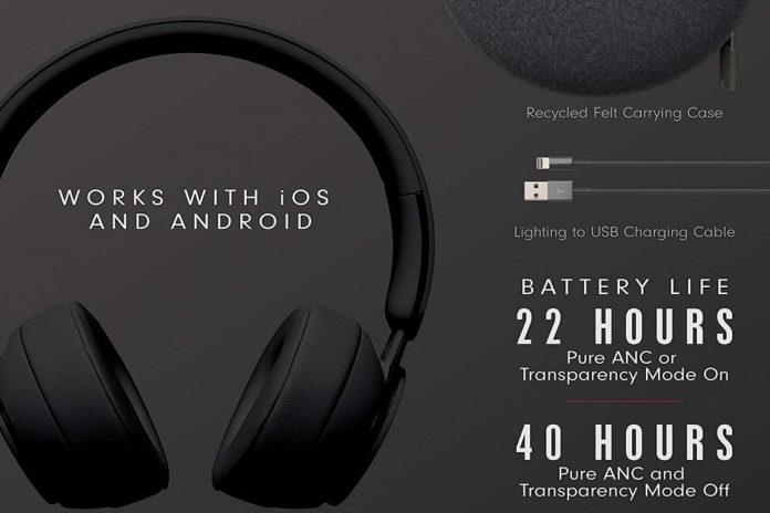 Beats Solo Pro Wireless Noise Cancelling On-Ear Headphones-min