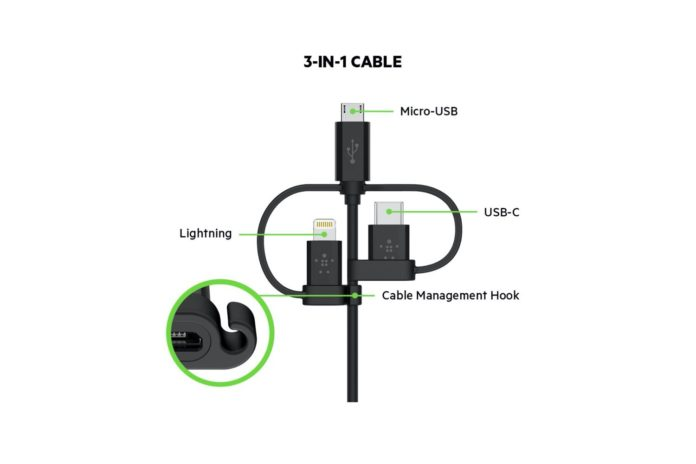 Belkin Universal Cable