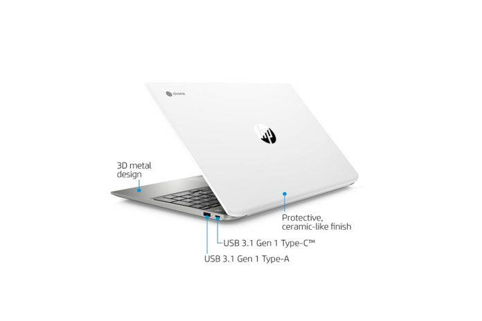 HP Chromebook 15-Inch Laptop
