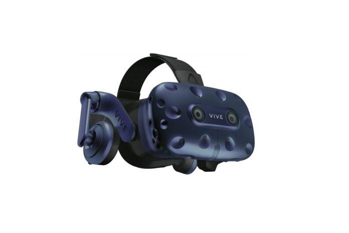 HTC VIVE Pro Virtual Reality Headset Only-min
