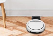 ILIFE V3s Pro Robot Vacuum Cleaner-min