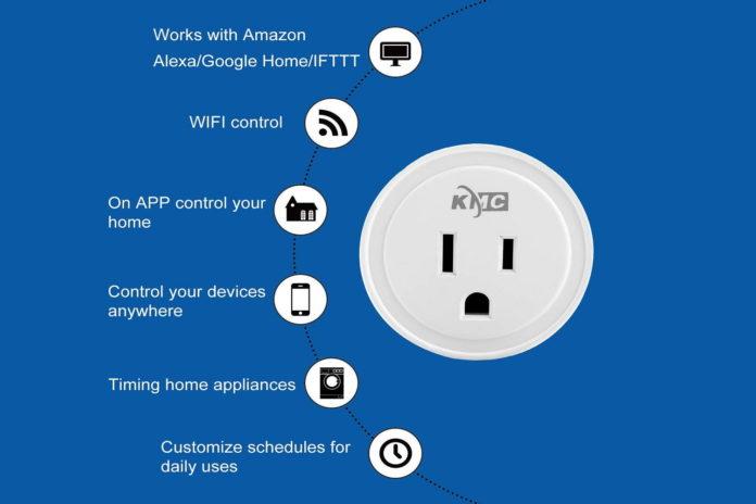 KMC Smart Plug-min