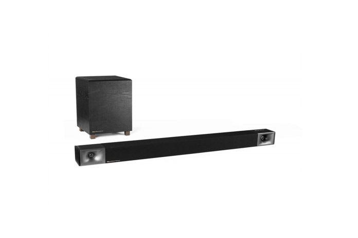Klipsch BAR 40 Sound Bar + Wireless Subwoofer-min