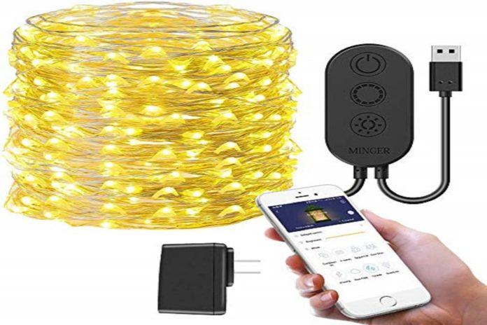 MINGER USB String Light-min