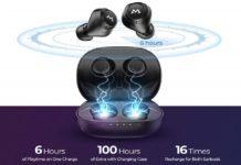 MPOW M20 True Wireless Earbuds-min