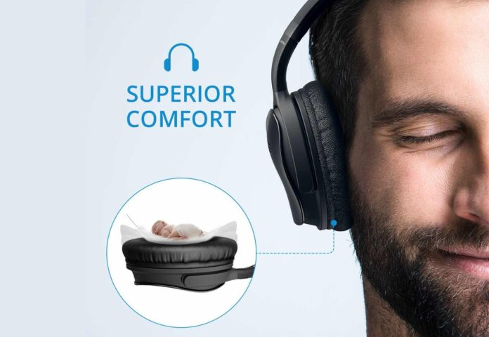 Mpow H5 [Upgrade] Active Noise Cancelling Headphones,