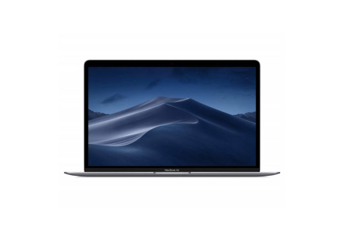 New Apple MacBook Air (13-inch, 8GB RAM, 128GB Storage) - Space Gray-min