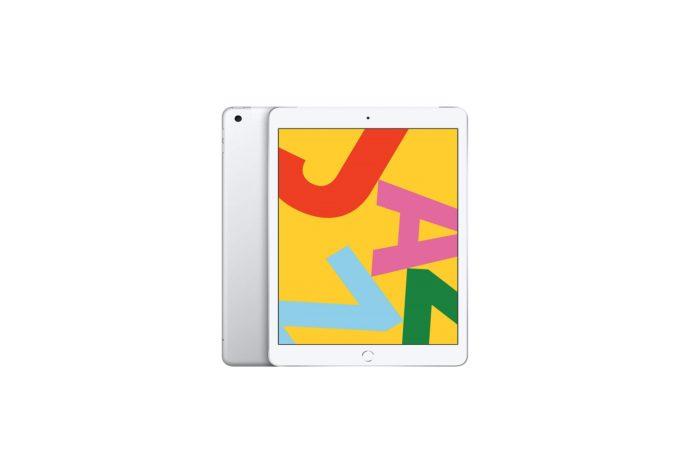 New Apple iPad (10.2-Inch, Wi-Fi + Cellular, 128GB)