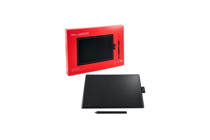 One by Wacom Graphic Drawing Tablet