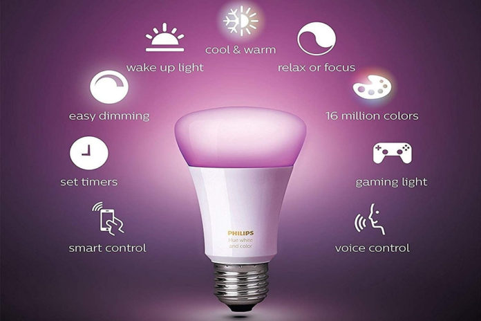Philips Hue White and Color Ambiance 3rd Generation-min