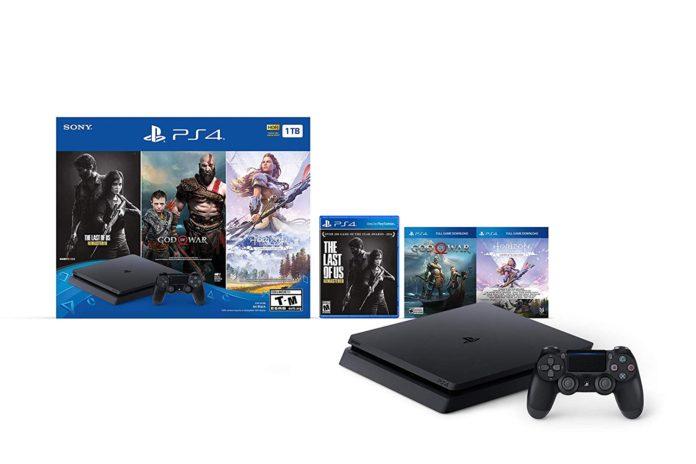 PlayStation 4 Slim 1TB Console-min
