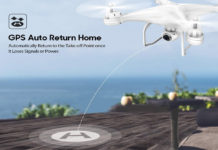 Potensic T25 GPS Drone-min