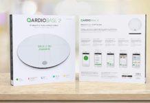 QardioBase2 WiFi Smart Scale and Body Analyzer