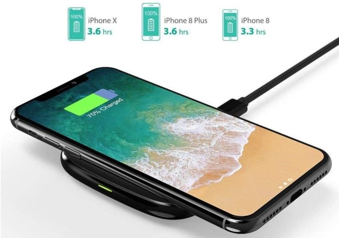 RAVPower Fast Wireless Charger-min