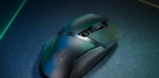 Razer Basilisk X HyperSpeed Wireless Gaming Mouse-min