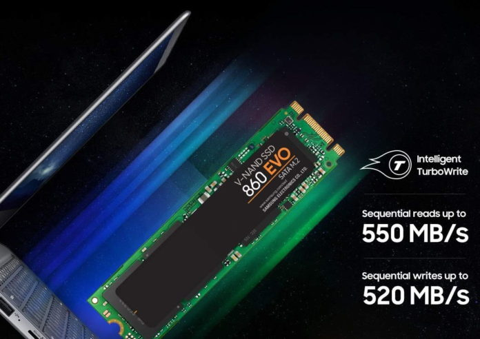 Samsung 860 EVO SSD 1TB-min