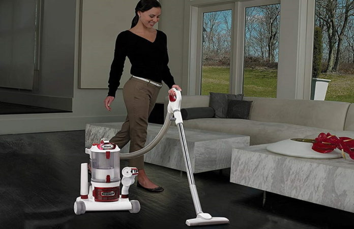 Shark Rotator Professional Upright Corded Bagless Vacuum-min