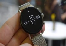 Skagen Connected Falster 2 Stainless Steel Smartwatch-min