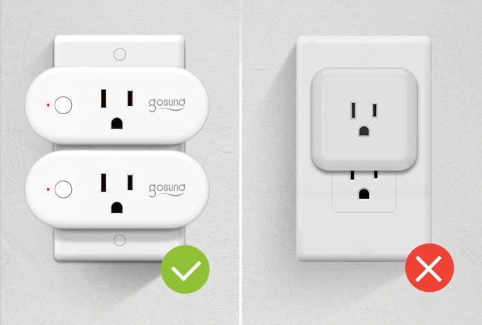 Smart Plug Gosund 16A Wifi Outlet-min