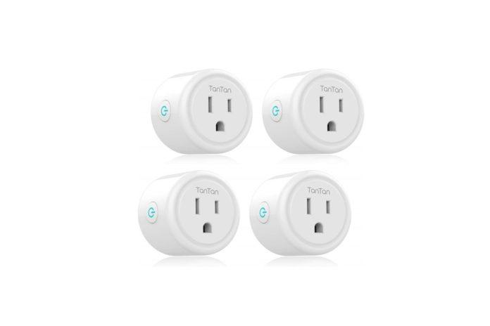 Smart Plug TanTan WiFi Mini Socket Smart Outlet