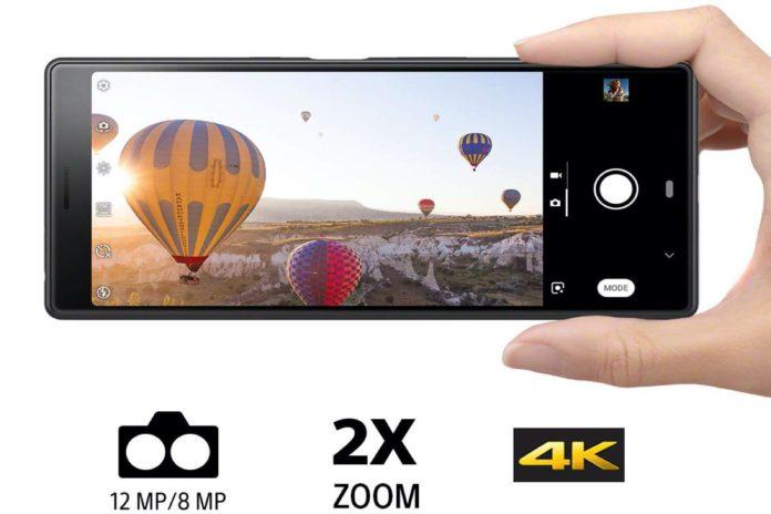 Sony Xperia 10 Plus GSM Unlocked Smartphone