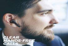 SoundPEATS TrueCapsule Wireless Earbuds