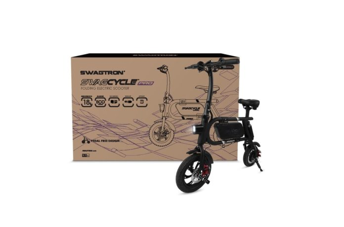 SwagCycle Pro Folding Electric Bike-min